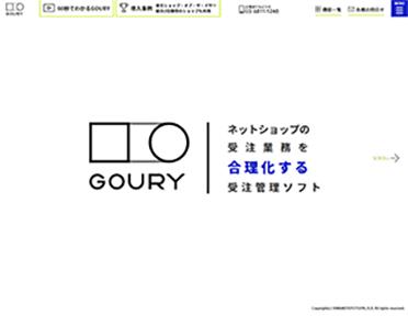 GOURY / GOURY / ブランドサイト