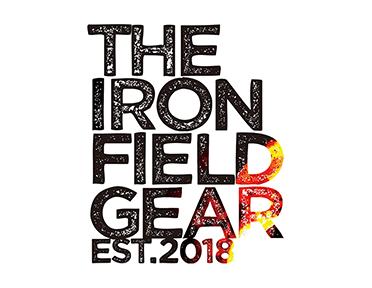 THE IRON FIELD GEAR  / THE IRON FIELD GEAR / ロゴ